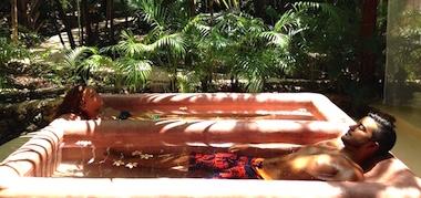 Baño Exterior