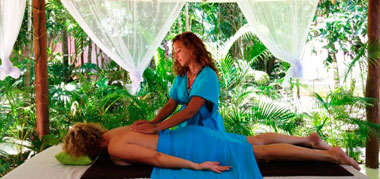 Massage Traditionnel Maya